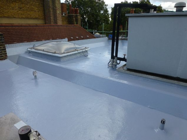 Commercial Flat Roofing OKC
