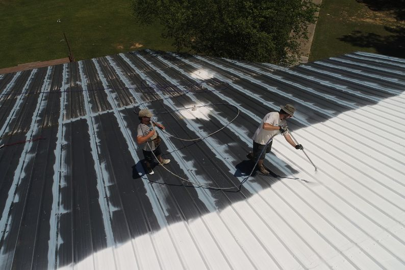 Commercial Roofing Contractors OKC