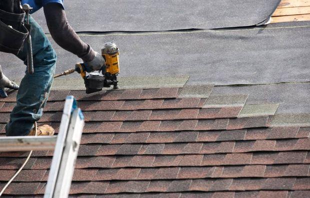 New Shingle Roof Installation OKC