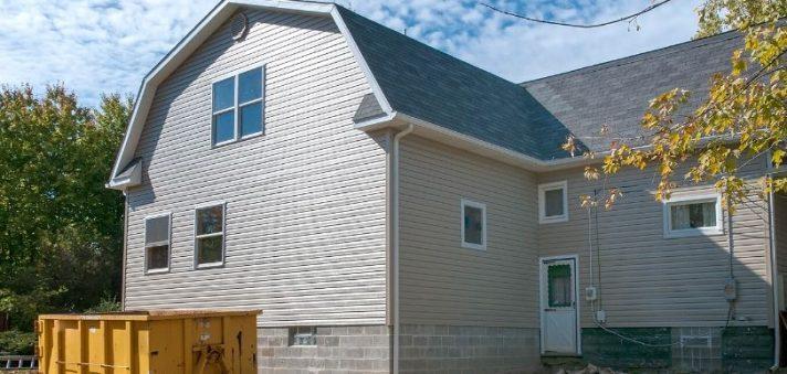 New Slate and Shingle Roof OKC